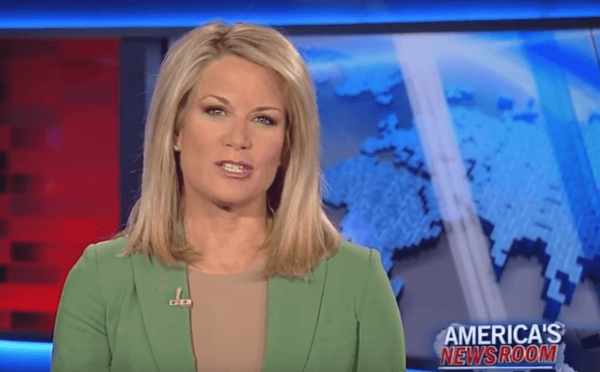 Martha MacCallum on Americas Newsroom