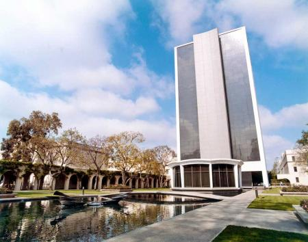 Millikan Library at Caltech