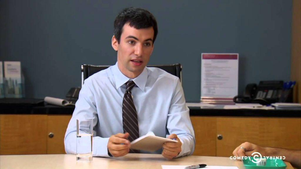 Nathan Fielder in Nathan For You