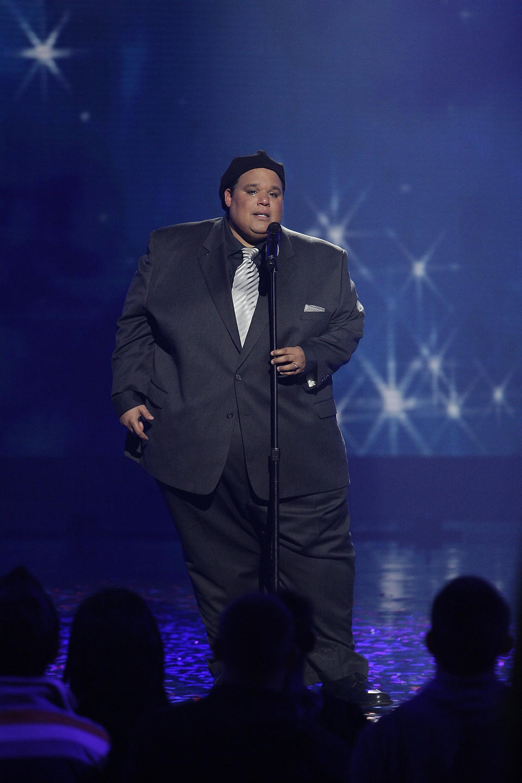 Neal Boyd performs on America's Got Talent.   NBC.com