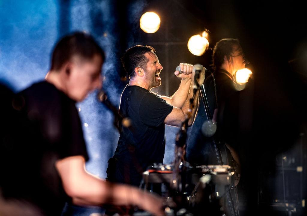 The Band Nine Inch Nails