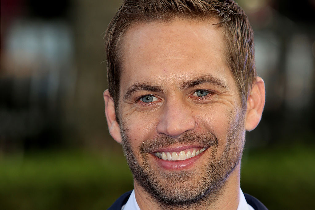 Paul Walker attends premiere of 'Fast & Furious 6'