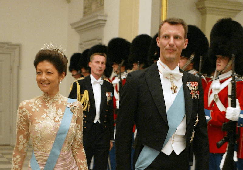 Prince Joachim of Denmark and Princess Alexandra