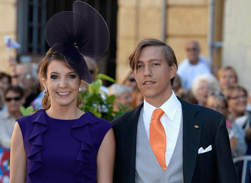 Prince Louis and Princess Tessy
