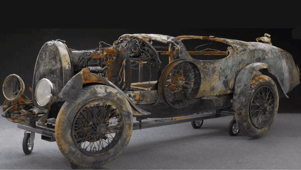 1925 Bugatti Type 22 Brescia
