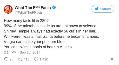 fact tweet