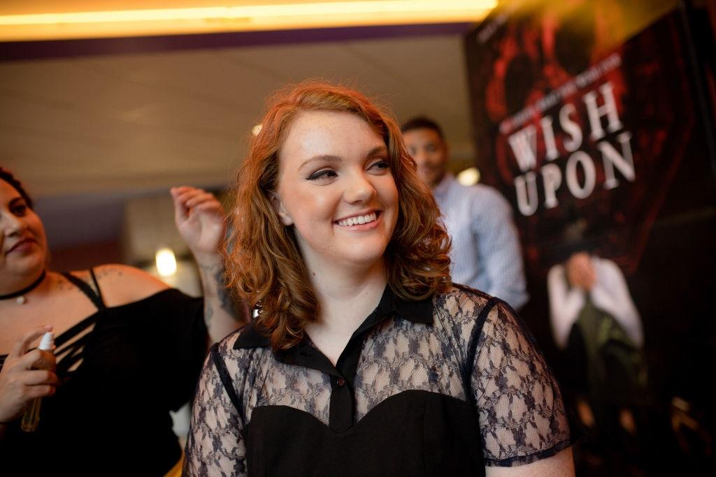 Actress Shannon Purser