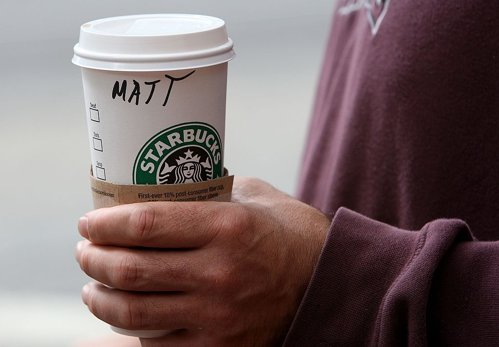 Starbucks Pumpkin Spice Latte is one of their most popular drinks