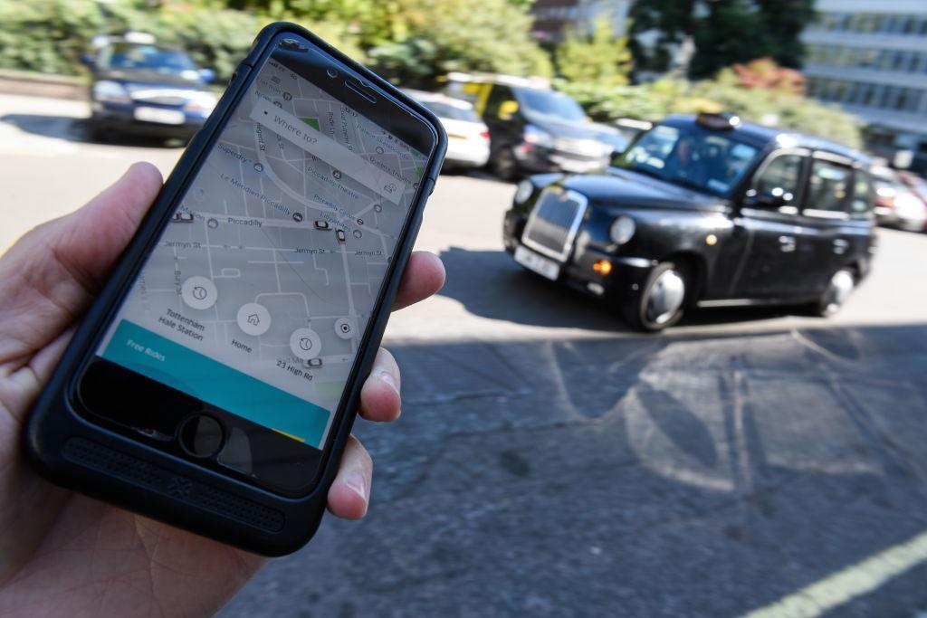 London won't reinstate Uber's license