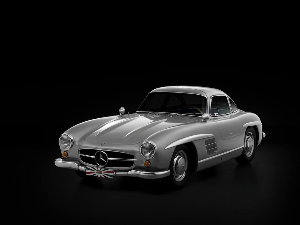 You won 39 t believe how much collectors paid for these non for 1955 mercedes benz 300sl