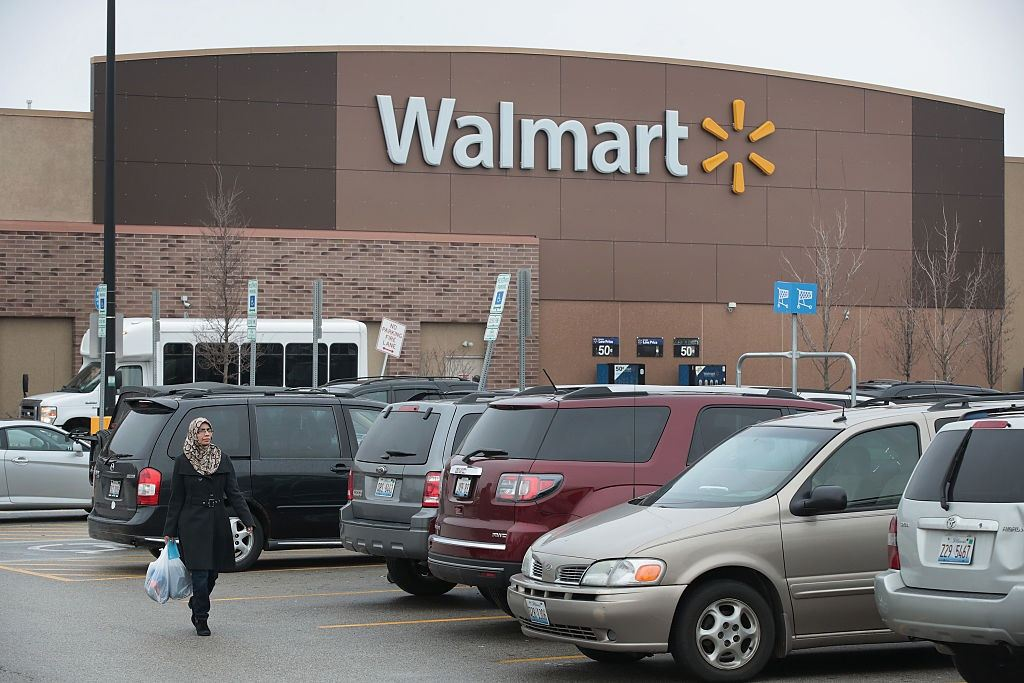 Walmart is testing a grocery delivery service