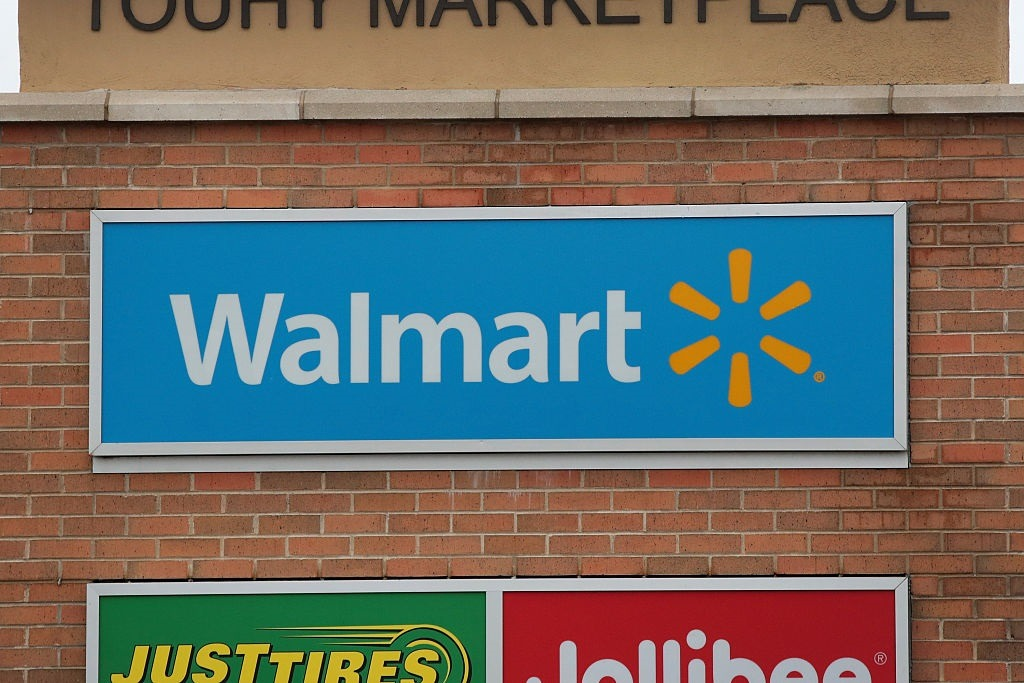 Walmart is testing home delivery