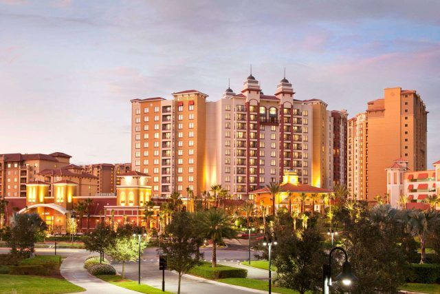Wyndham Grand Orlando Resort