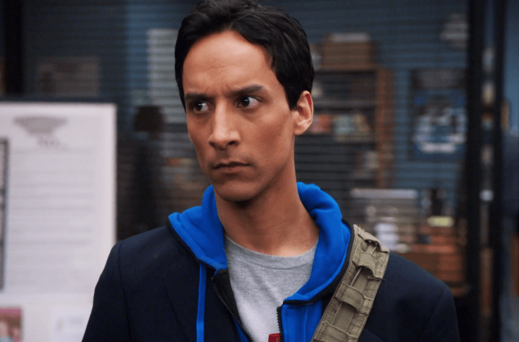Danny Pudi as Abed on Community