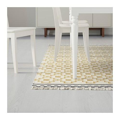 Ikea handmade rug
