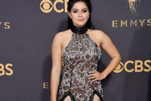 Ariel Winter's High Slit Dress Isn't Her First Daring Red Carpet Outfit