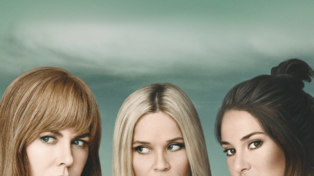 The poster for HBO's 'Big Little Lies.'