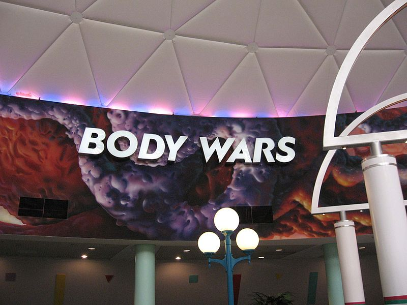 Body Wars attraction at Disney