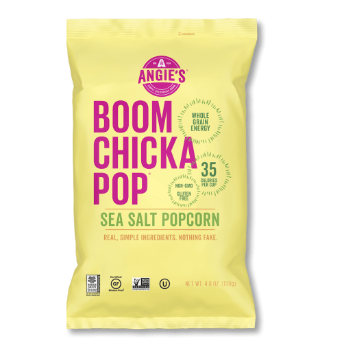 Boom Chicka Pop corn