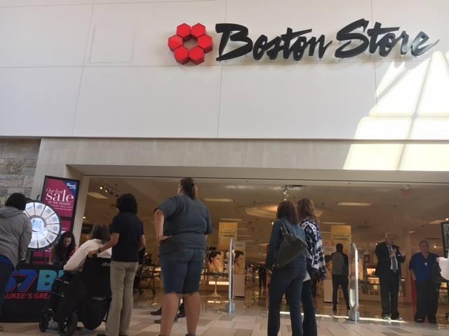 Boston department store