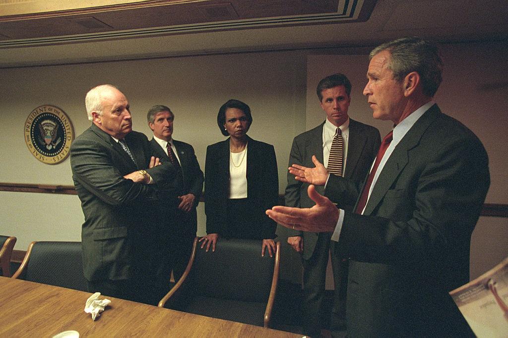 Bush administration staff