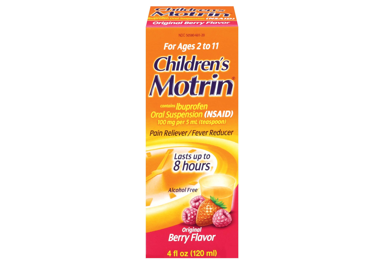Children's motrin