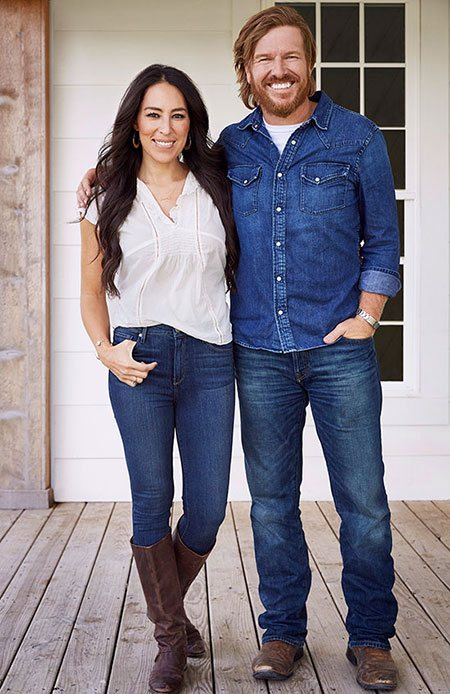 Chip and Joanna Gaines for Target