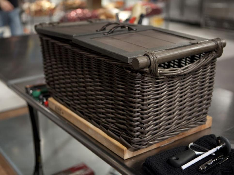 Chopped basket