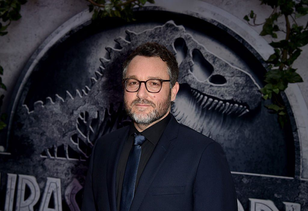 Colin Trevorrow at the Jurassic World premiere