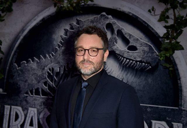 Colin Trevorrow at the 'Jurassic World' premiere.
