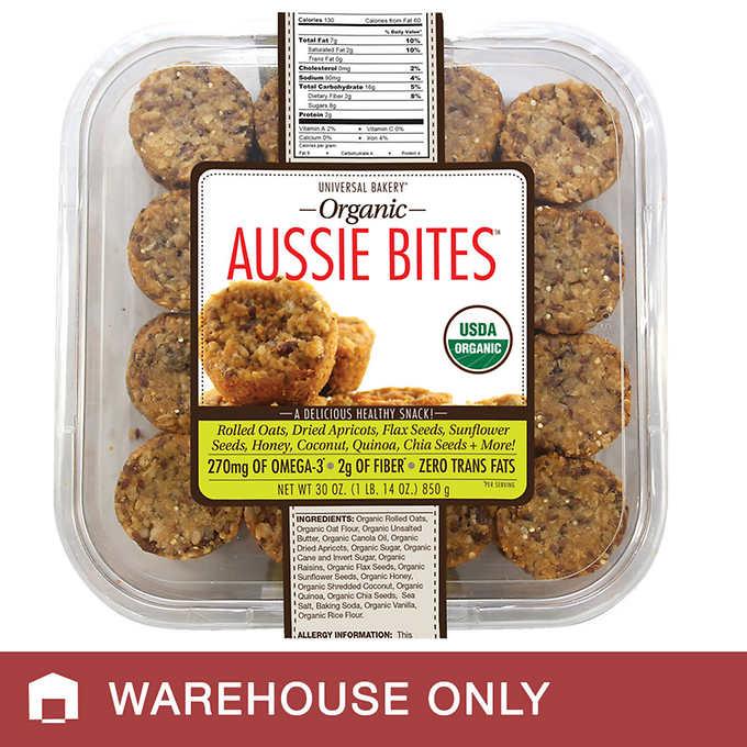 Costco Aussie Bites