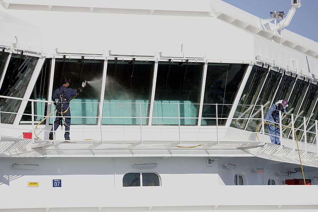 Norovirus cruise ship
