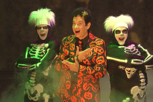 Tom Hanks Didn't Like the David S. Pumpkins Sketch When He First Read It