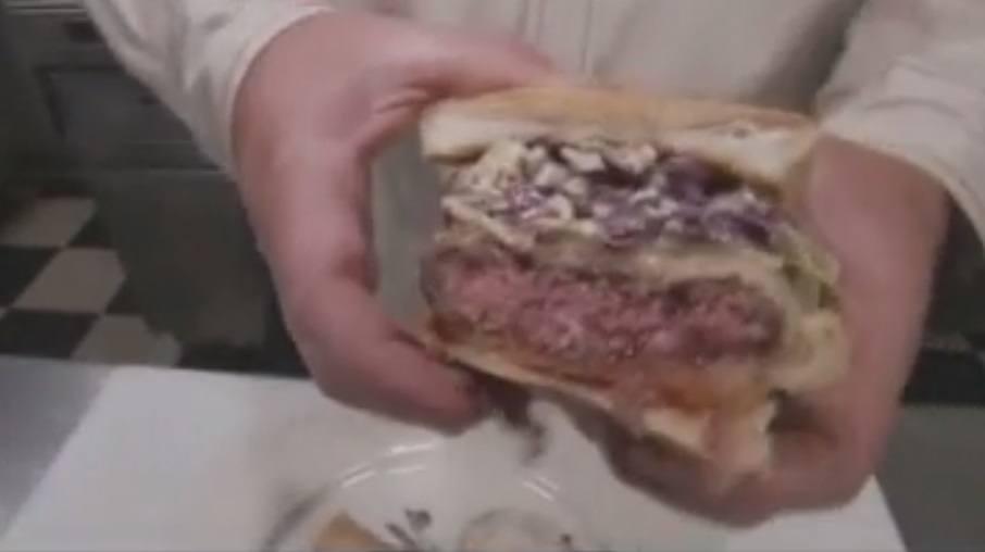 Suribachi burger