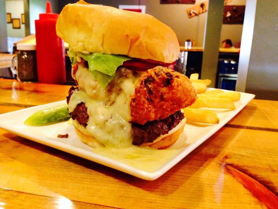 Whole Tuckin Farm Burger