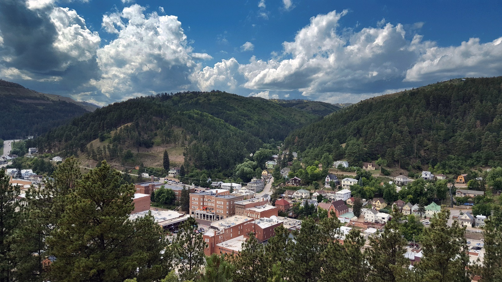 The Best Mountain Towns In The United States