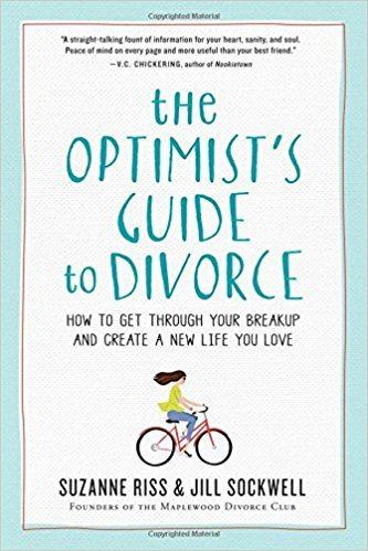 Divorce guide book