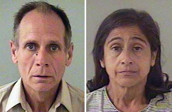 Nancy and Philip Garrido