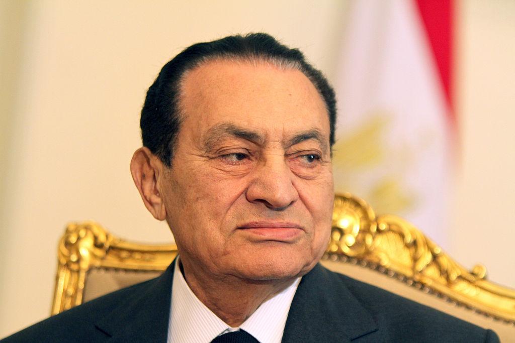 Hosni Mubarak Egypt