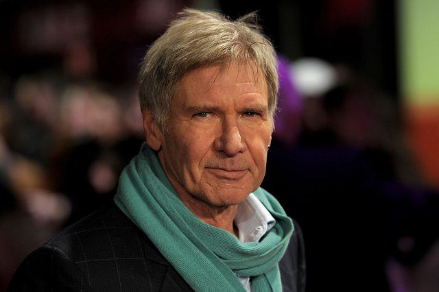Harrison Ford in 2011