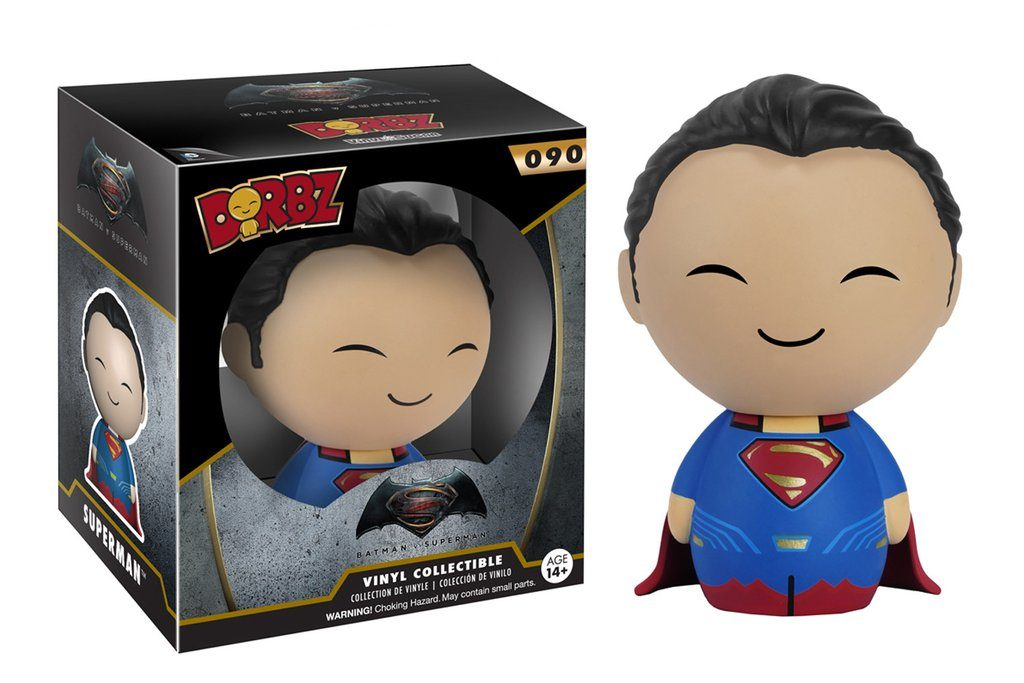 Funko wobbly superman toy