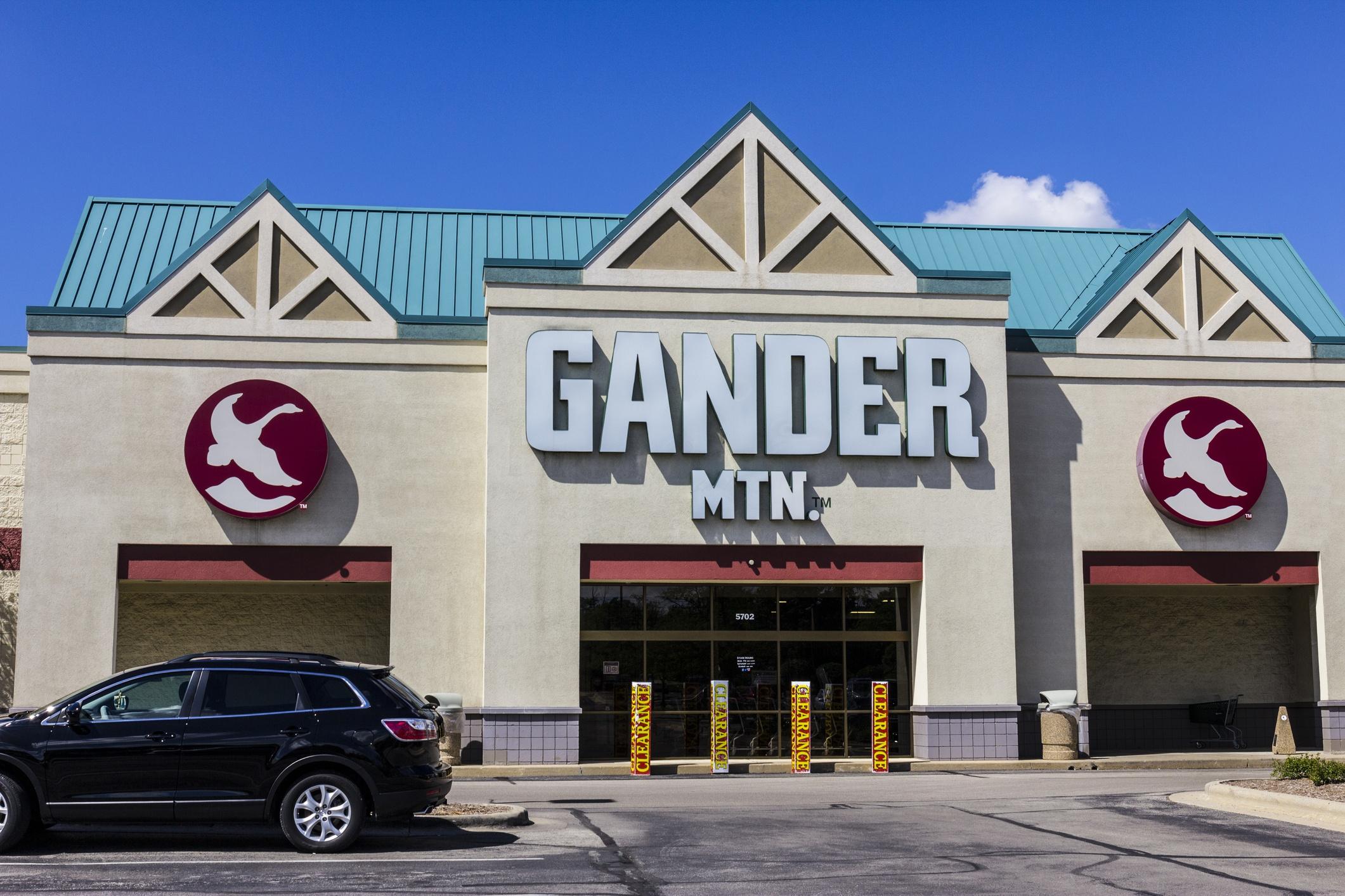 Ganger Mtn store front