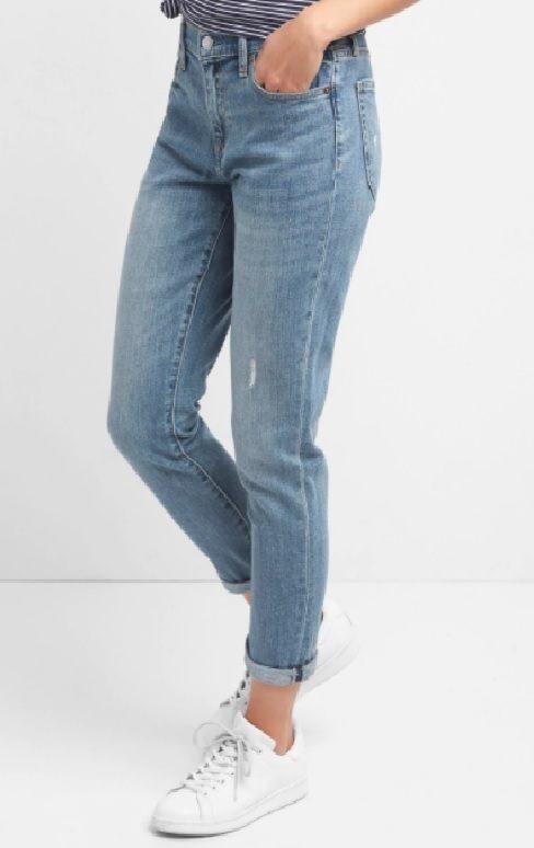 Gap Girlfriend jeans