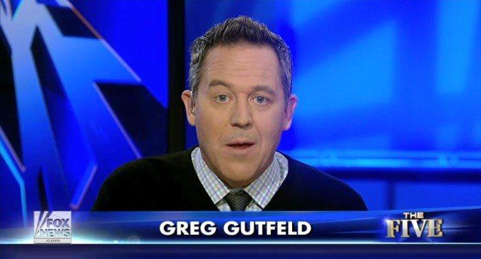 Greg Gutfeld on The Five