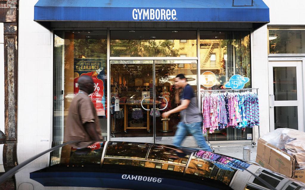 Gymboree children's store