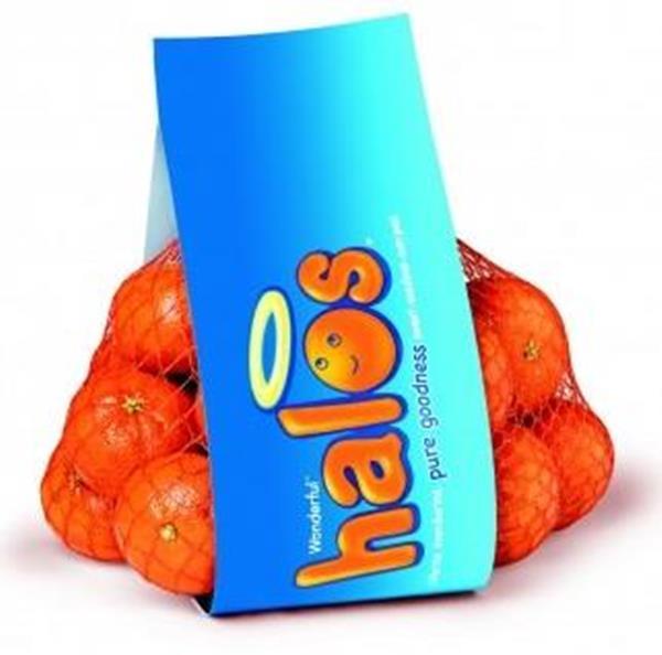 Halos seedless mandarins