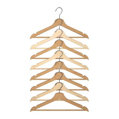 Ikea clothing hangers