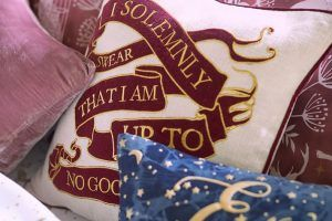This Harry Potter Home Decor Collection Will Turn Your Kids' Rooms Into Hogwarts