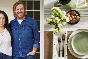Joanna Gaines Is Releasing a Home Goods Line for Target and It's Gorgeous