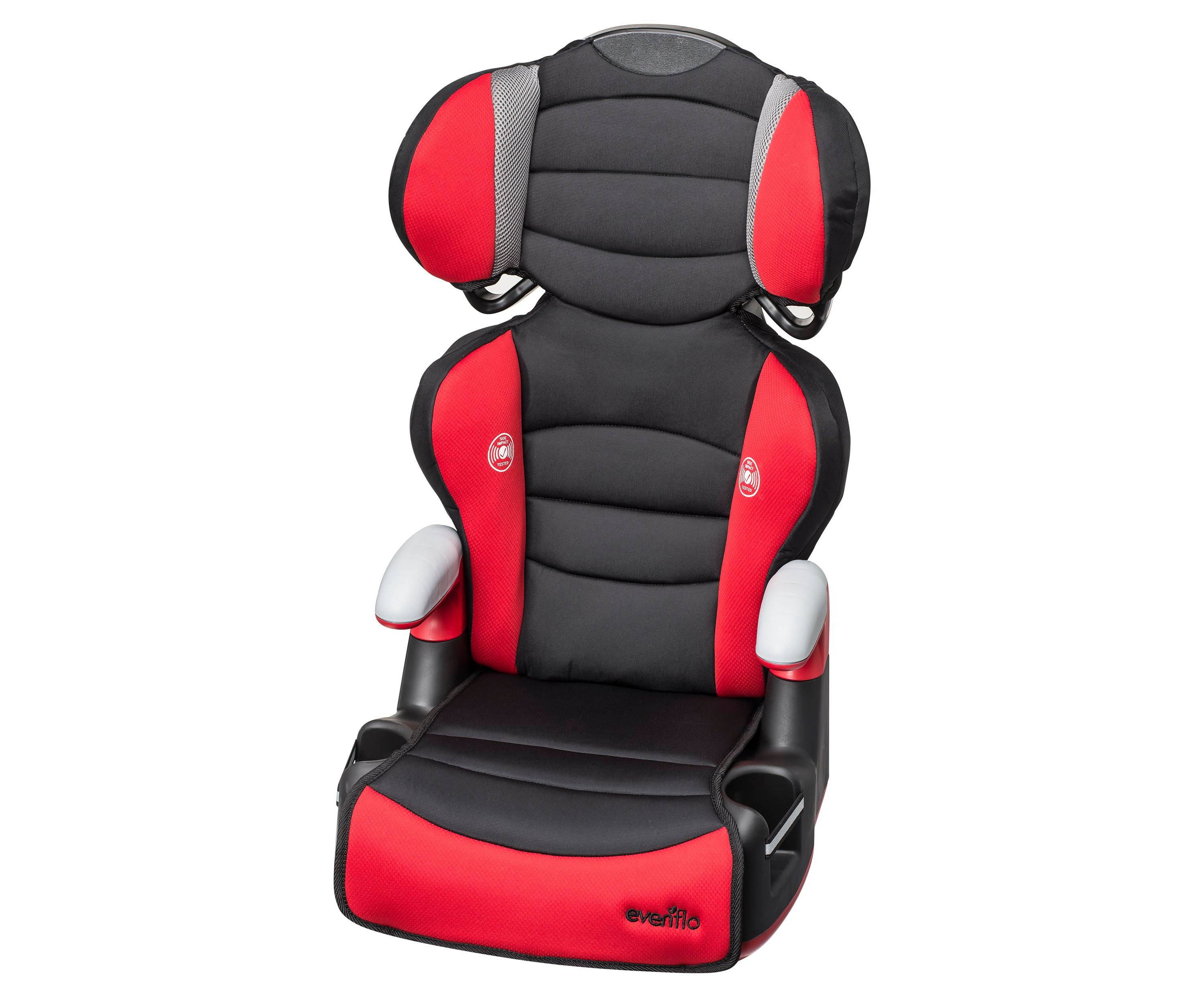 High back booster seat